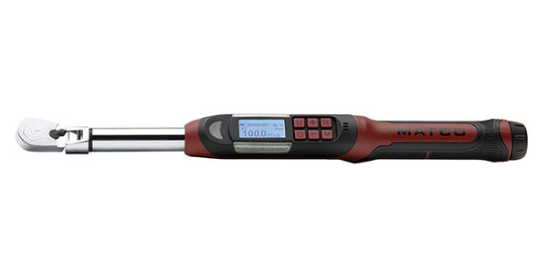Matco electronic torque wrench