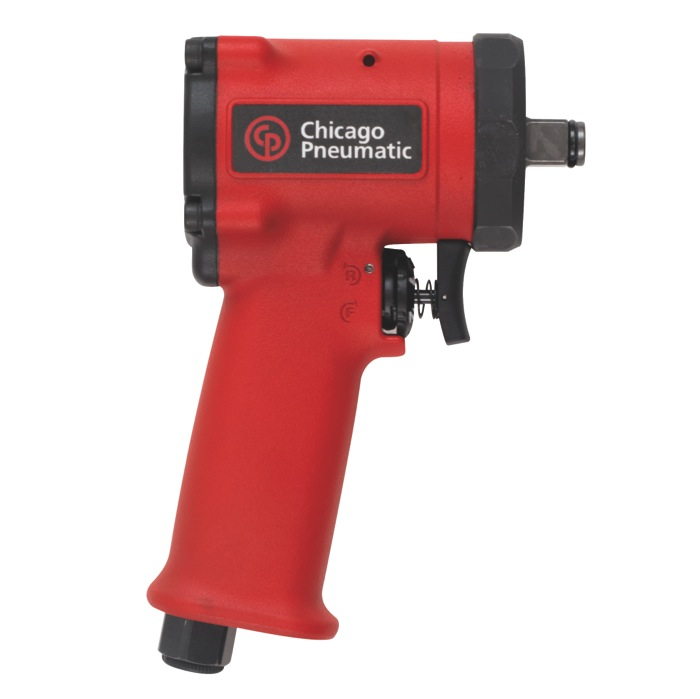 Chicago Pneumatic Introduces Its Cp7732 Stubby 1 2 Impact Wrench