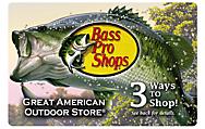 Bass Gift Card