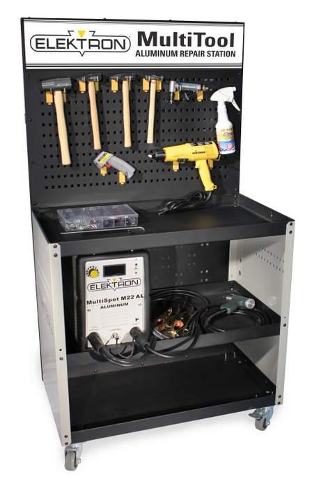 Elektron MultiTool Repair Station Front