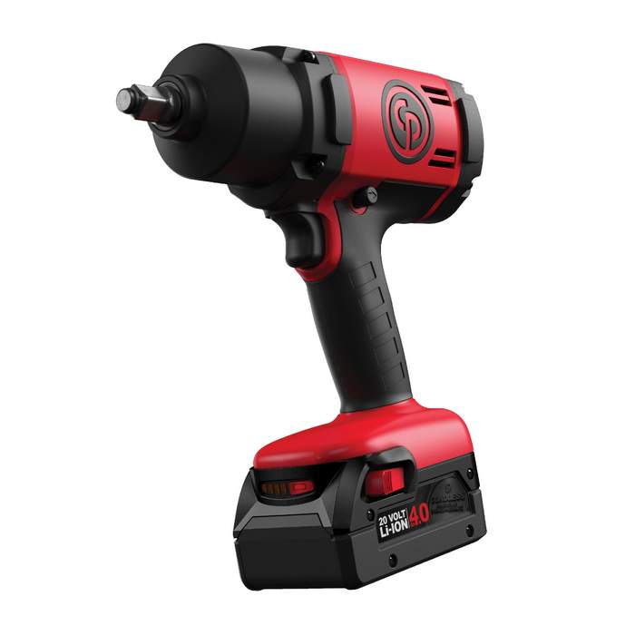 Chicago Pneumatic New Cordless Tools Includes 1 2 Impact