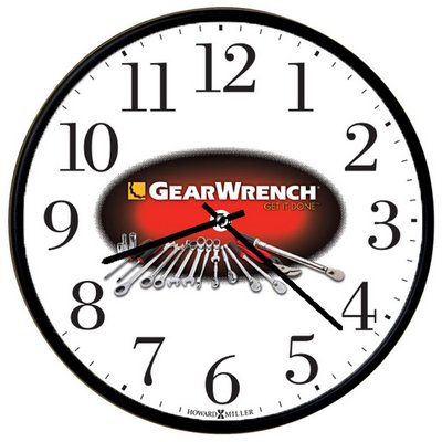 GearWrench clock