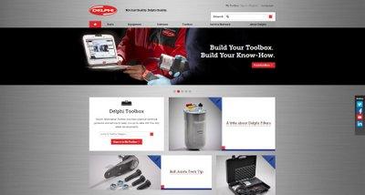Delphi Website