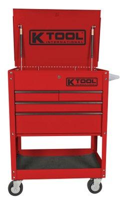 K-Tool KTI75146 4 Drawer Service Cart