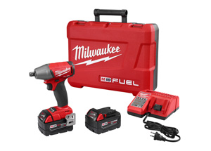 Milwaukee-Impact-Wrench