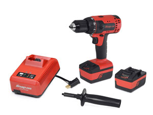 Snap-on-Compact-Drill