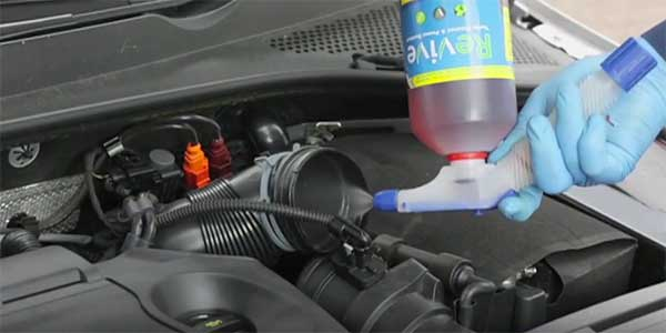 turbo engine cleaner