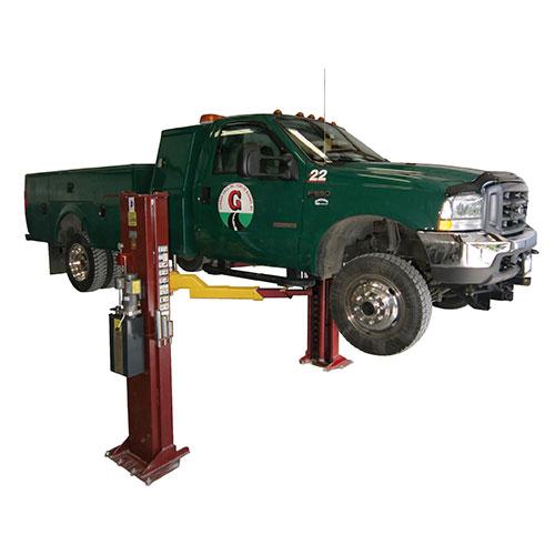 Mohawk low ceiling auto lift