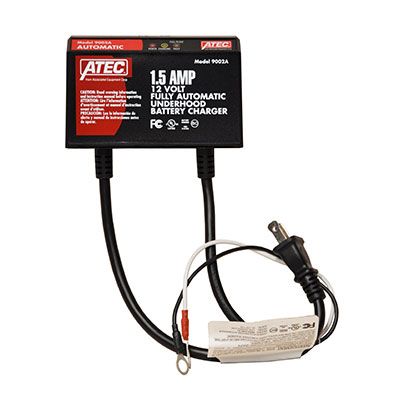 ATEC from Associated Equipment models 9002A smart charger/maintainer/rejuvenator