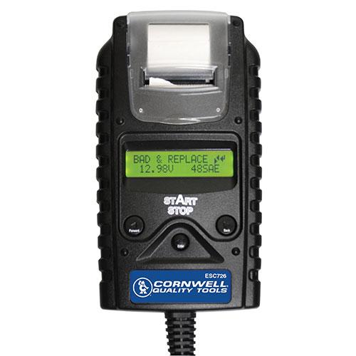 Digital Battery & Electrical System Analyzer