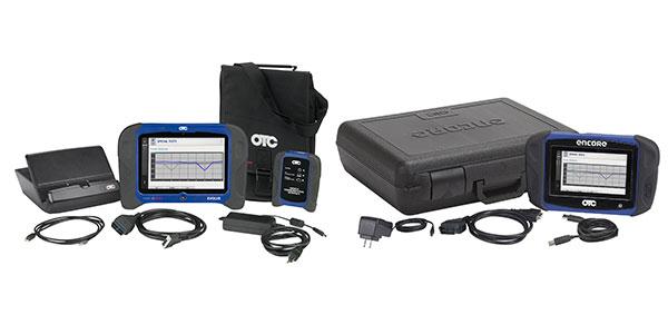 Evolve or Encore professional diagnostics kits