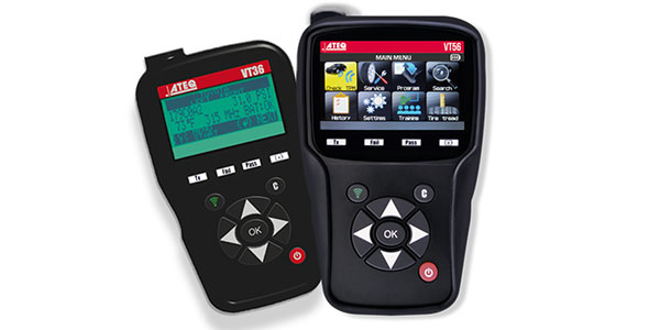 ATEQ TPMS tools tire pressure monitoring system