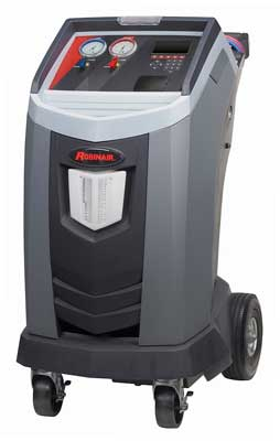 air conditioning (A/C) recovery machine, RRR machine