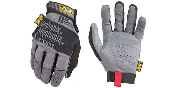 Mechanix Wear Specialty 0.5mm High Dexterity Work Glove.