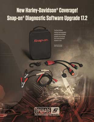 New Snap-on Software Upgrade Expands Capabilities