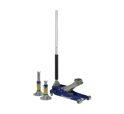 OTC introduces new stands, jacks and jack packs, made from durable aircraft-grade aluminum.