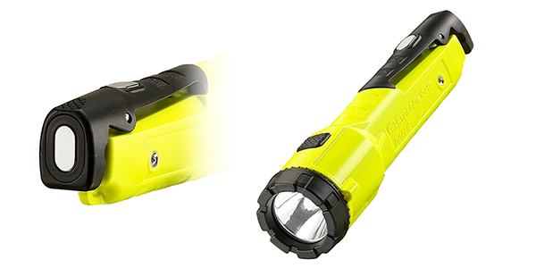 Streamlight Dualie Rechargeable Magnet lithium-ion battery-powered rechargeable LED flashlight