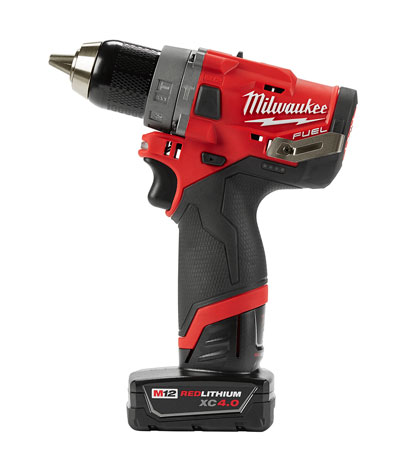 "Milwaukee Tools M12 Fuel 1/2"" Hammer Drill (2504-22)"