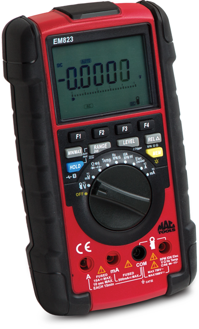 Mac Tools Advanced Digital Multimeter with Bluetooth