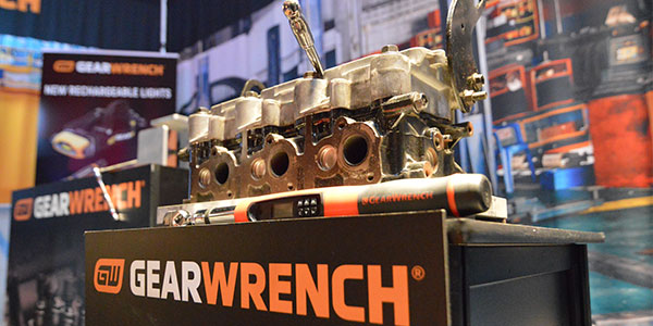 GearWrench event in Miami