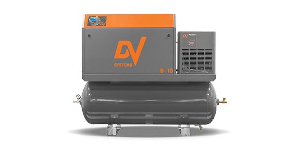 DV Systems Huron Air Compressor