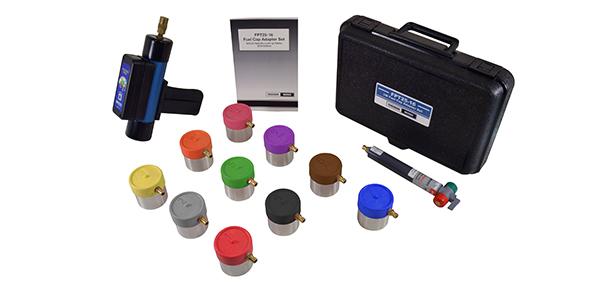 Hickok/Waekon I/M Fuel Cap Pressure Tester Kit