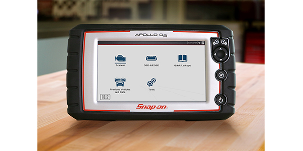 Snap-on Diagnostic Tool Provides Technicians With Answers
