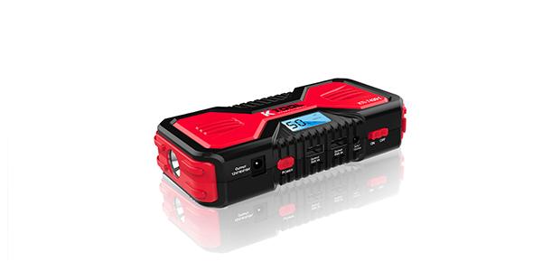 K Tool International Portable Power Supply/Jump Starter