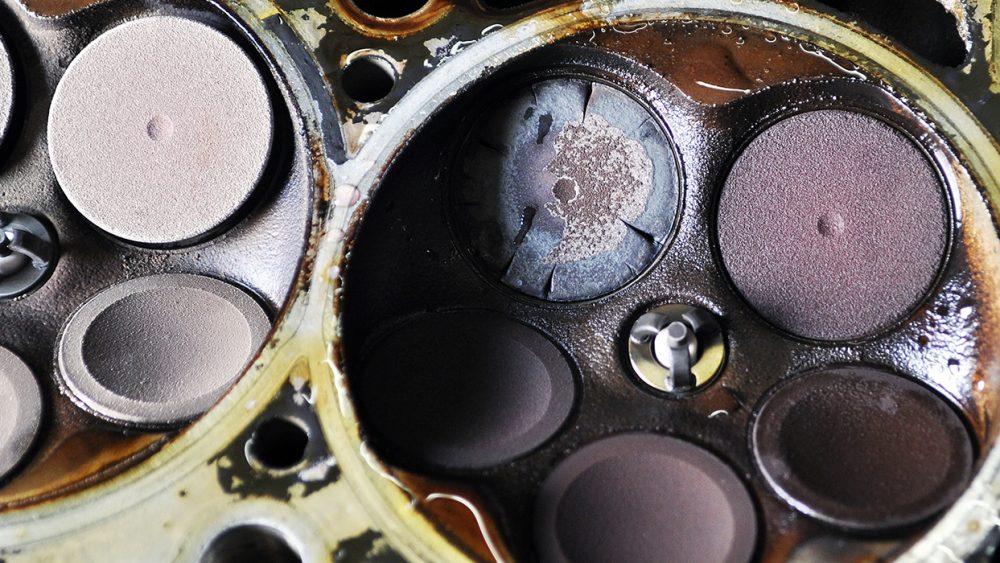 maximizing tools cylinder head damage