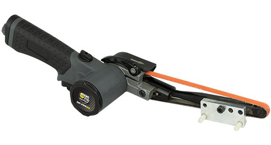 Dent Fix Equipment's new DF-FBS20 Angled Finger Sander