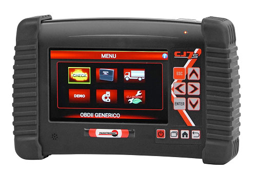 Injectronic scan tool OBDII