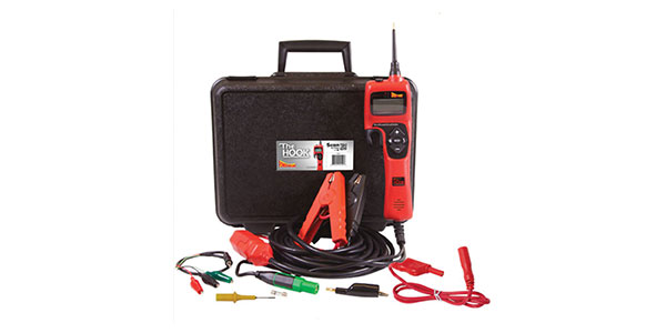 the Hook Diagnostic Tool and Electronic Circuit Tester