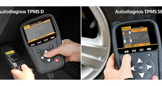 Continental Autodiagnos TPMS D and SE tools