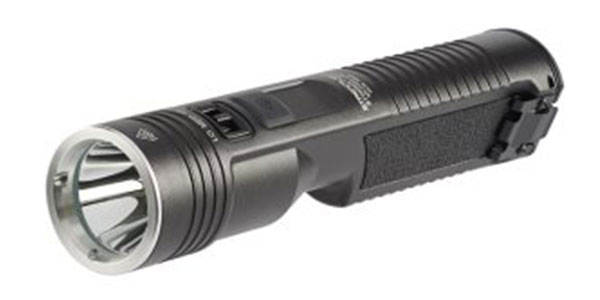 The new light delivers 2,000 lumens and up to a 24-hour run time and features an anti-roll body design, non-slip side panels and an ergonomic shape for a perfect grip.