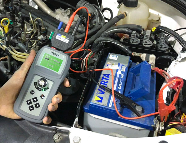 ANSED Diagnostic Solutions Electrical Troubleshooter
