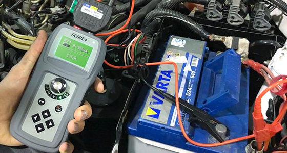 ansed scope plus circuit tester