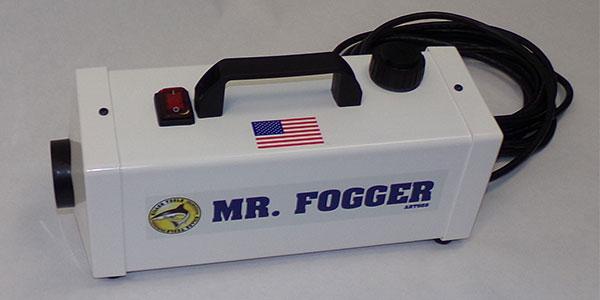 mister/fogger sanitizer