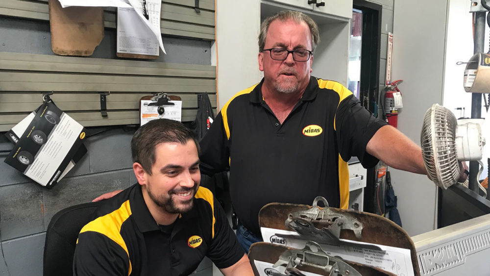 Bolt on technology shop profile midas of central virginia