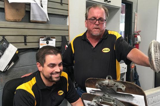 Bolt on technology shop profile midas of central virginia