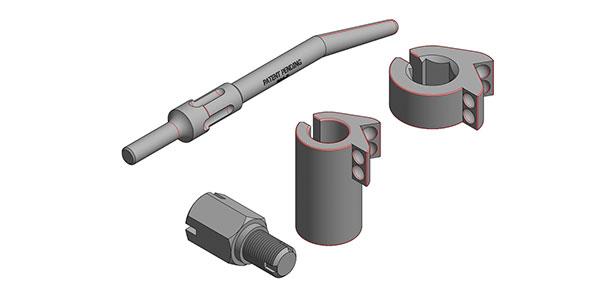 LT994 Shockit Socket O2 Sensor Removal Kit from Lock Technology, Inc.