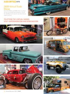 cars from SEMA 2019