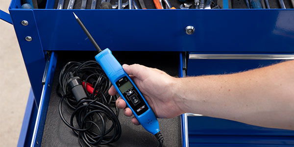 Innova 5420 Power Check