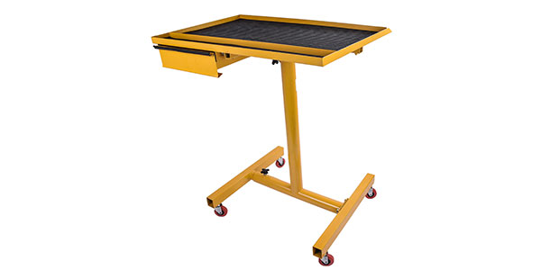 Jegs work table with drawer