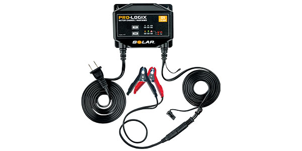 clore automotive battery charger maintainer