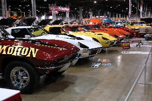 The Third Annual Muscle Car Corvette Nationals Rolls Into Chicago