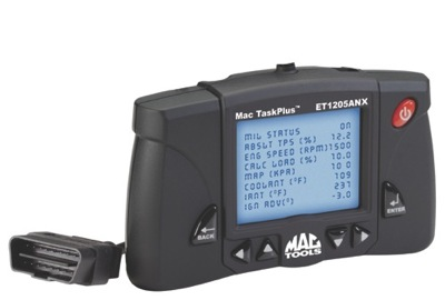 Mac Tools TaskPlus Scan Tool Features AutoID, Acronym Library and