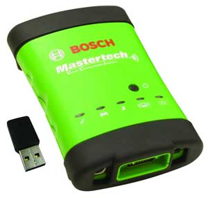 Bosch Mastertech VCI Scan Tool With Advanced ESI[tronic] 2 0